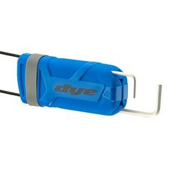 Dye Barrel Sock Flex (blue)