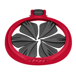 Dye Rotor R2 Quick Feed (red)