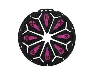 HK Army Epic Feed Rotor vivid (black neon pink)
