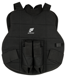 Protoyz Chest Protector with Pod Holder (black)