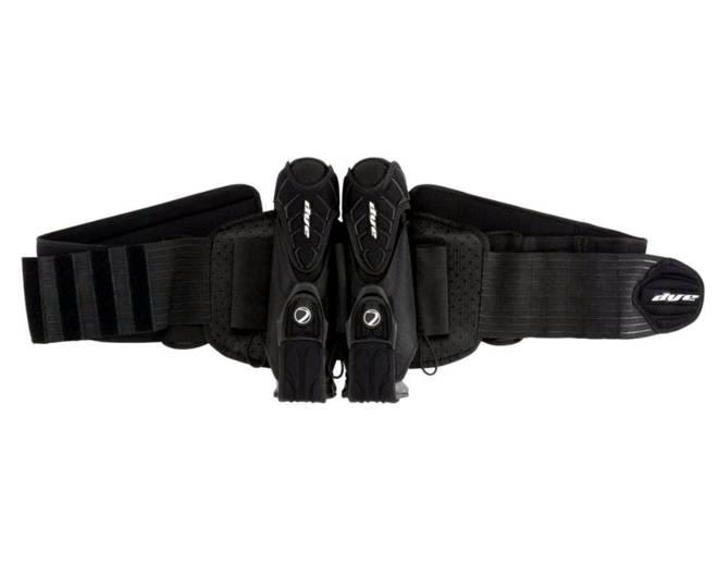Dye Assault Pack 2+3 Harness (black)