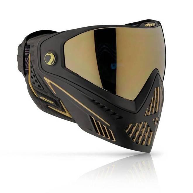 Goggle DYE I5 Onyx Gold (black/gold)