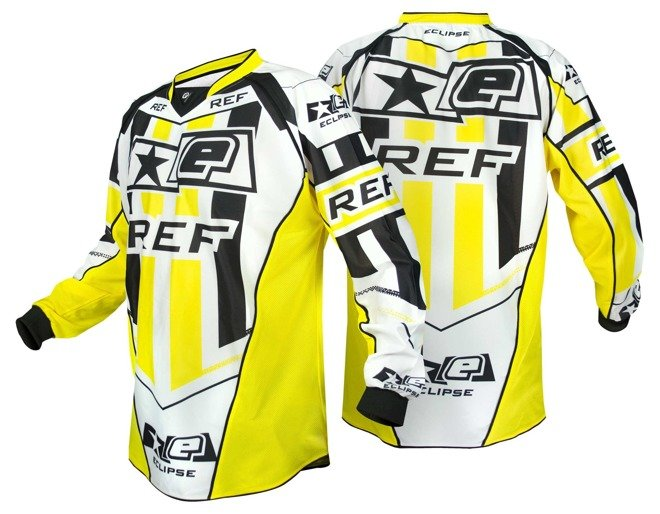 Planet Eclipse Ref Jersey (yellow)