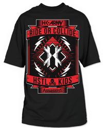 Koszulka HK Army T-Shirt Assassins Tee (black)