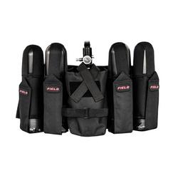 Pas Field Harness 4+1 Vertical (black)