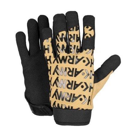 Rękawiczki HK Army HSTL Line Glove (tan black)