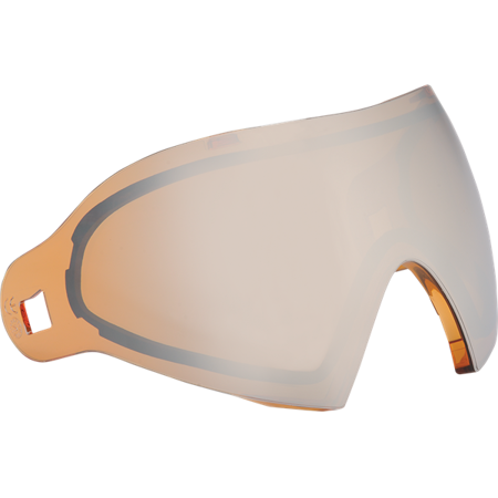 Szybka podwójna Dye I4 Thermal Lens (orange silver)