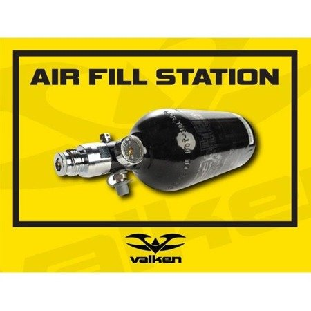 Valken Field Sign/Banner Air Fill Station